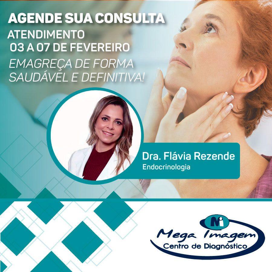 Dra. Flávia Rezende | Endocrinologista