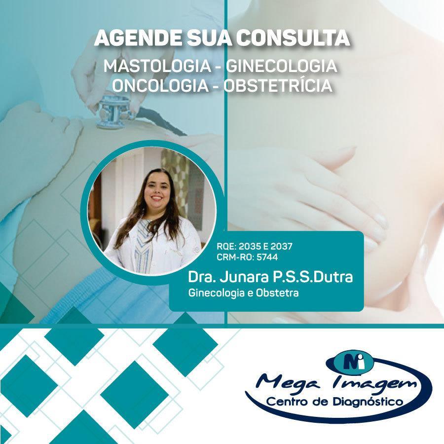 Agende sua consulta com a dra. Junara Patrícia dos Santos Silva Dutra