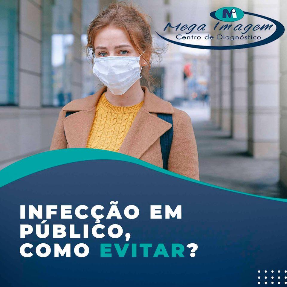 Infecção em Público, como evitar?