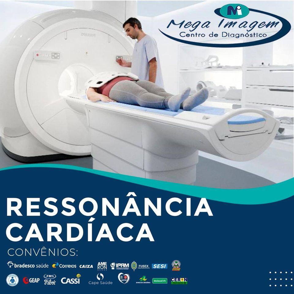 Ressonância Cardiáca