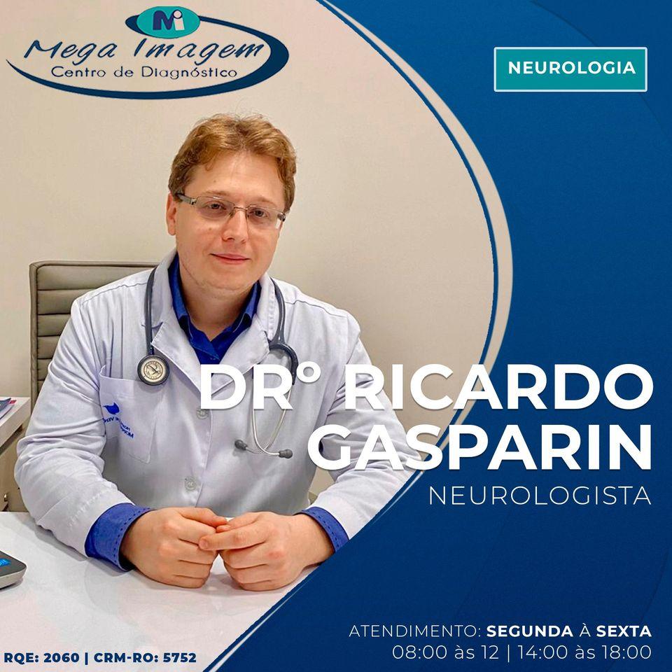 Drº Ricardo Gasparin