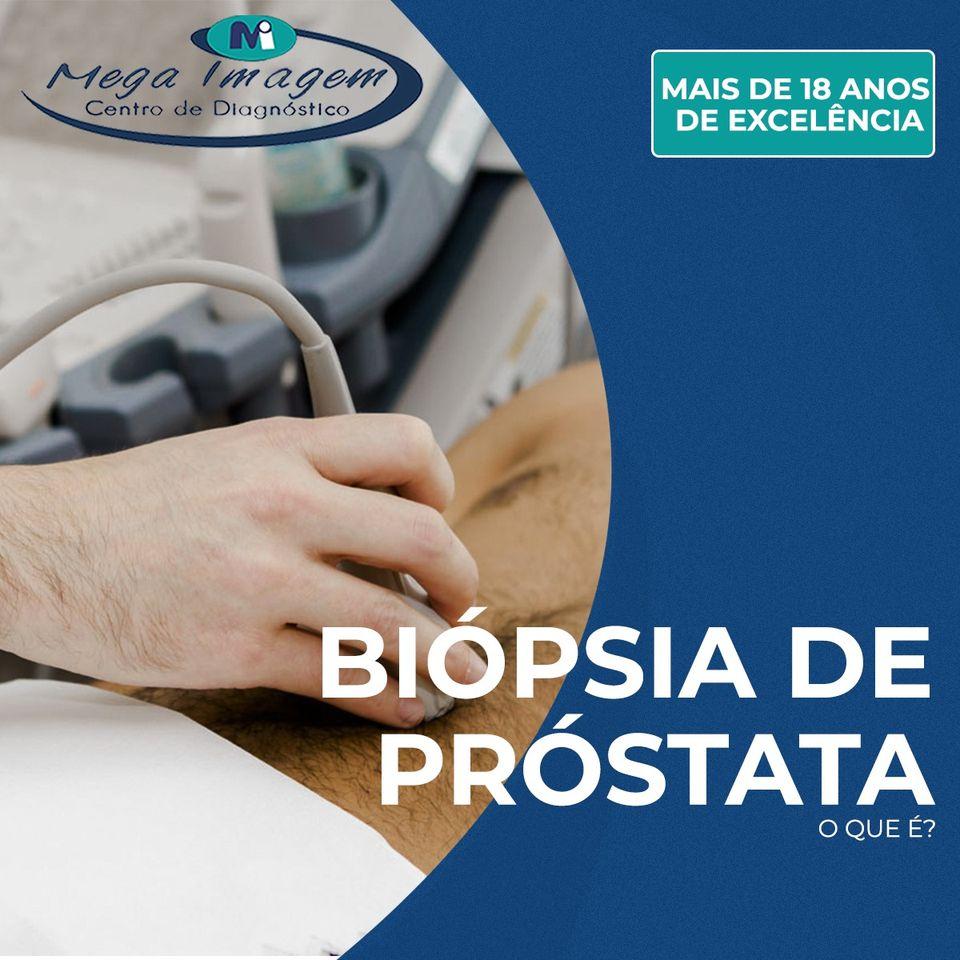 Biópsia de Próstata