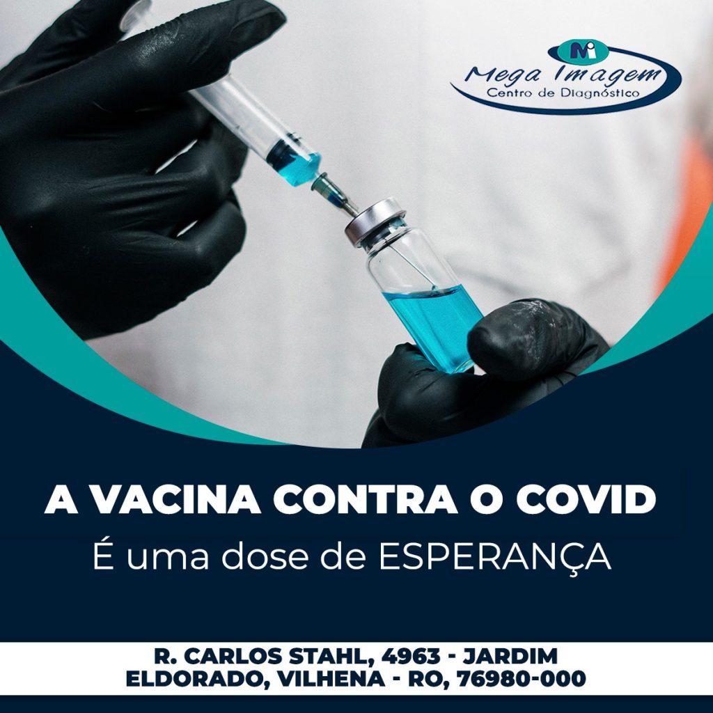 A vacina contra o Covid