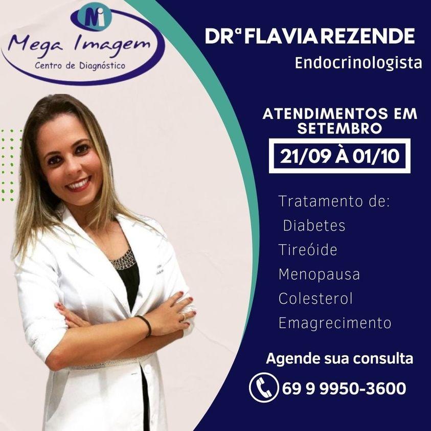 Dra. Flávia Rezende – Endocrinologista