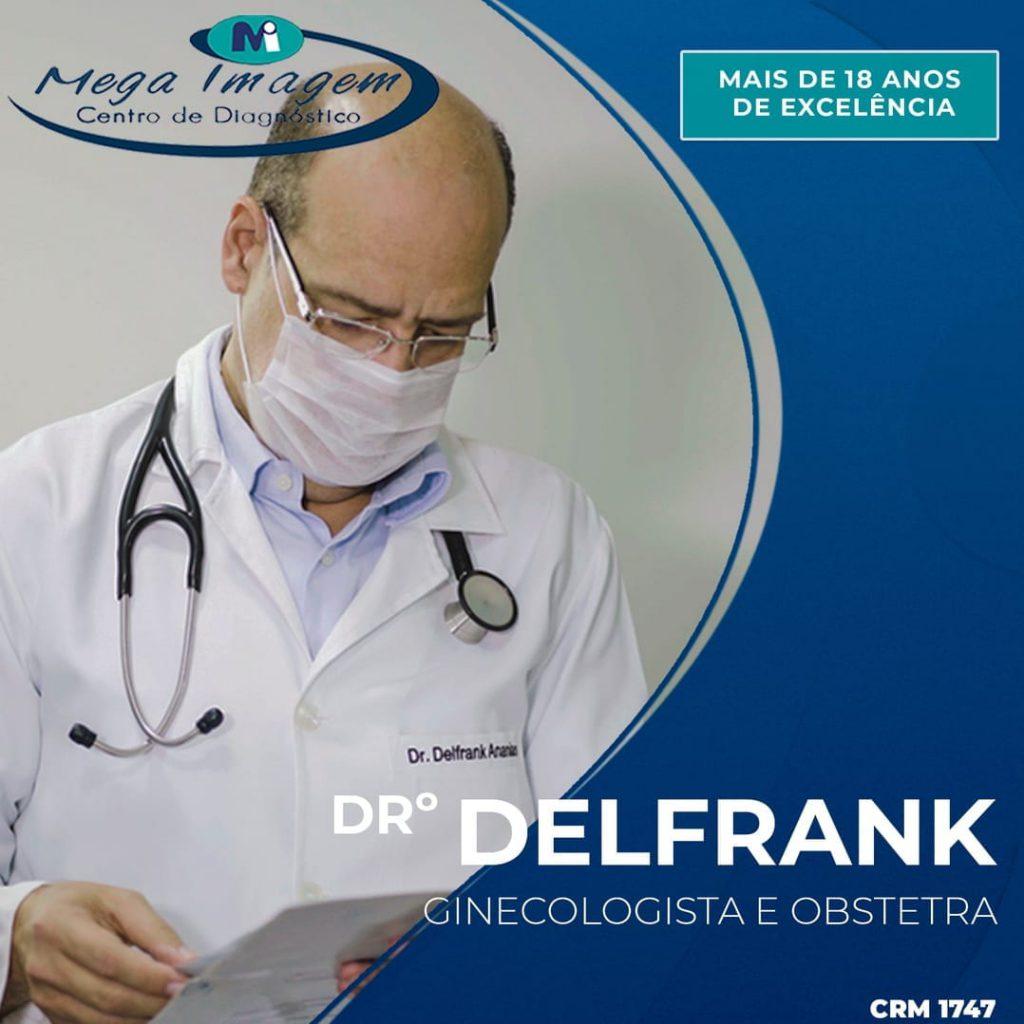 Drº Delfrank – ginecologista e obstetra