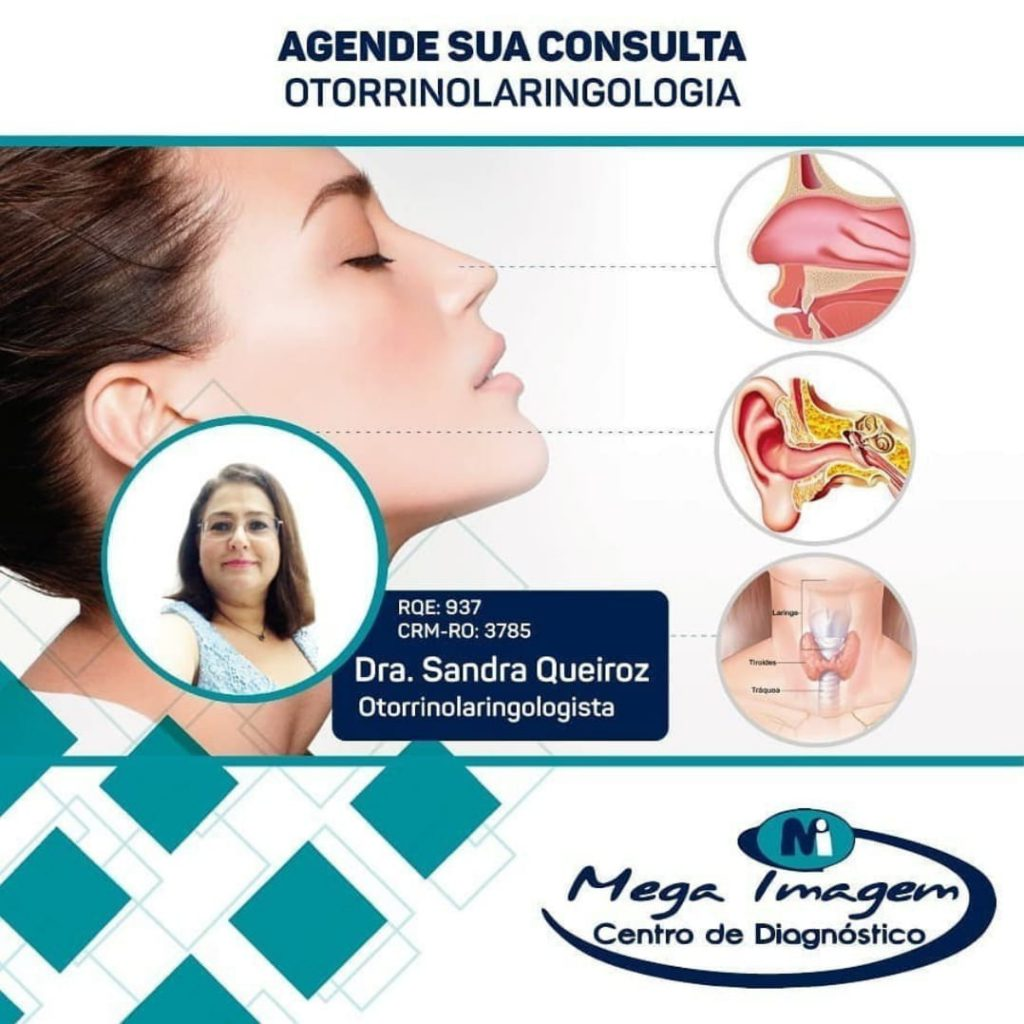 Dra. Sandra Queiroz – Otorrinolaringologista