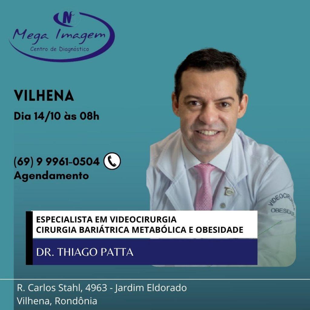 Dr. Thiago Patta
